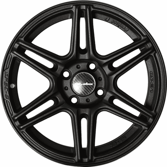 "15"" Lenso PD-G Spark Black"