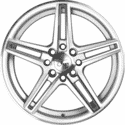 "15"" Onyx 1507 Silver Matt And Machined Metal"