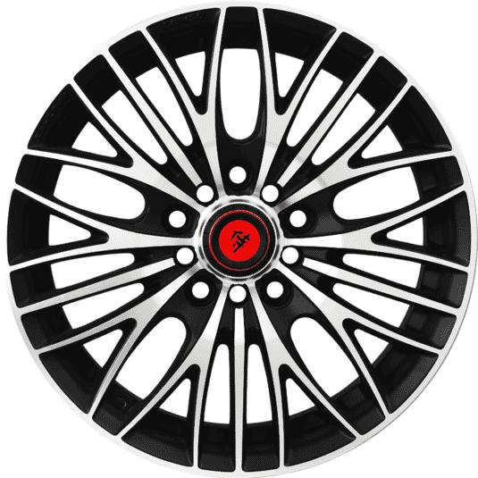 """15"""" Lenso SC-FUSA Black Matt"""
