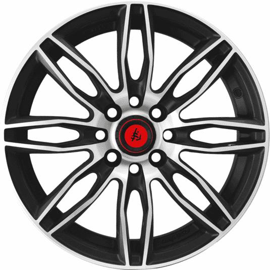 "15"" Lenso SC-AZURA Black Matt"