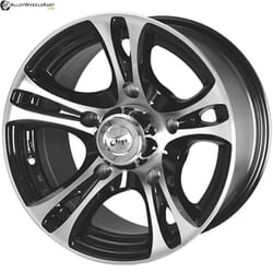"16"" Onyx 1602 Black Polished"