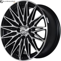 "15"" Onyx 1550 Black Polished 100 114.3"