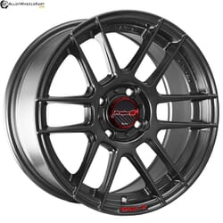 "15"" Lenso SPEC-K Dark Grey"
