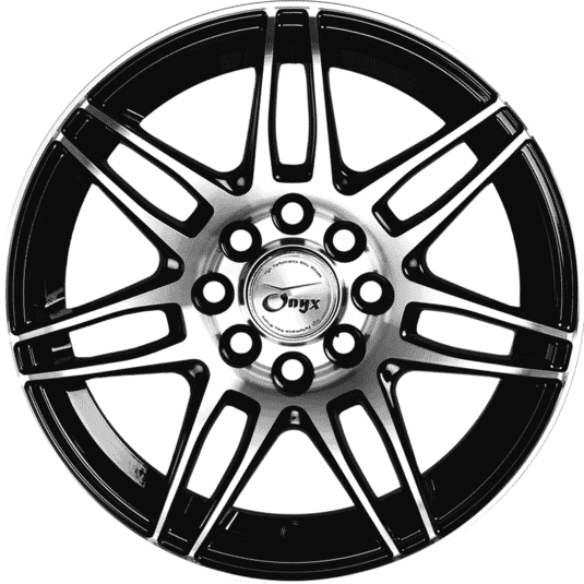 "15"" Onyx 1539 Machined Black"