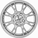 "15"" Onyx 1556 Silver (Hyper) Satin"