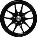"16"" Onyx NF243 Black Glossy"