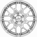"17"" Onyx NF294 Silver (Hyper) Satin"
