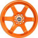 """15"""" Onyx 1541 Orange Glossy"""