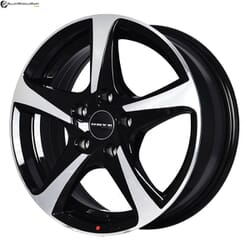 "16"" Onyx MQ41L Black Glossy & Polished Metal"