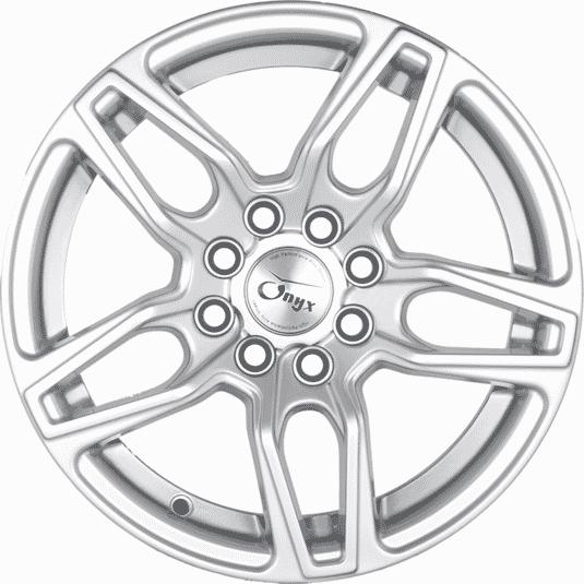 "15"" Onyx 1505 Silver (Hyper) Satin 8h"