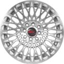 """15"""" ZRW N032 Silver (Hyper) Satin & Polished Metal"""