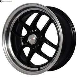 "15"" Inforged 1811 Black glossy & Polished Metal"