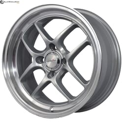 "15"" Inforged 1811 Silver (Hyper) Glossy And Machined Metal"