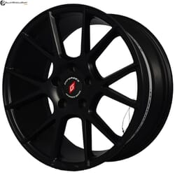 "17"" Inforged 2224 Black Satin"