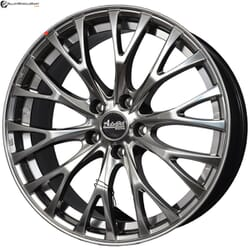 "18"" Advanti ML537 Metal Polished"