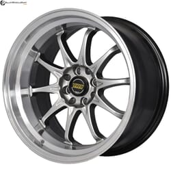 "17"" Prestige 756 Metal Machined"