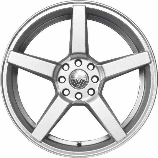 """17"""" Prestige 840 Silver (Hyper) Satin"""