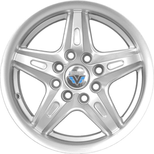 """13"""" Prestige 420 Silver (Hyper) Satin"""