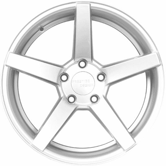 """17"""" Prestige 890 Silver (Hyper) Satin"""