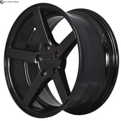 "17"" Prestige 893 Black Glossy"