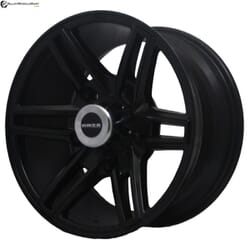 "16"" Onyx 1619 Black Satin"
