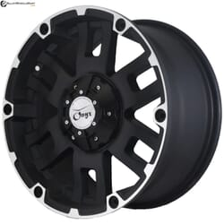 "17"" Onyx 1704 Metal Machined"
