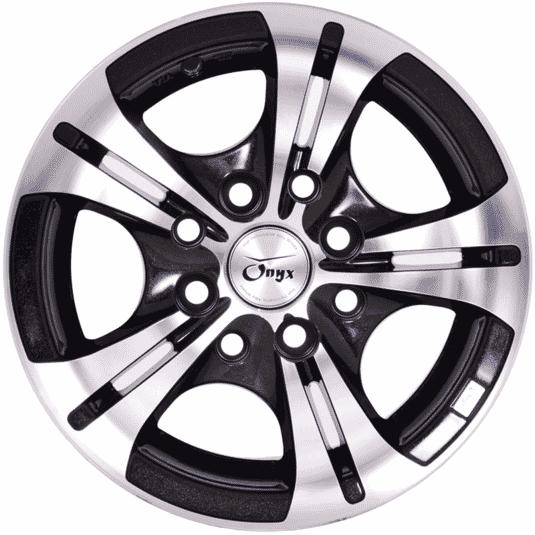 "12"" Onyx 1203 Black Polished"