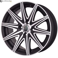 "15"" Onyx 1526 Black Machined"