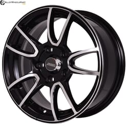 "15"" SSW E105 Black Polished"